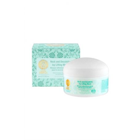 Neck and Decollete Icy Lifting Mask, Lifting Μάσκα για Λαιμό και Ντεκολτέ, 120 ml - Natura Siberica