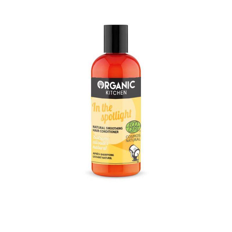 Organic Kitchen In the spotlight, Φυσικό conditioner λείνασης, 260ml - Natura Siberica