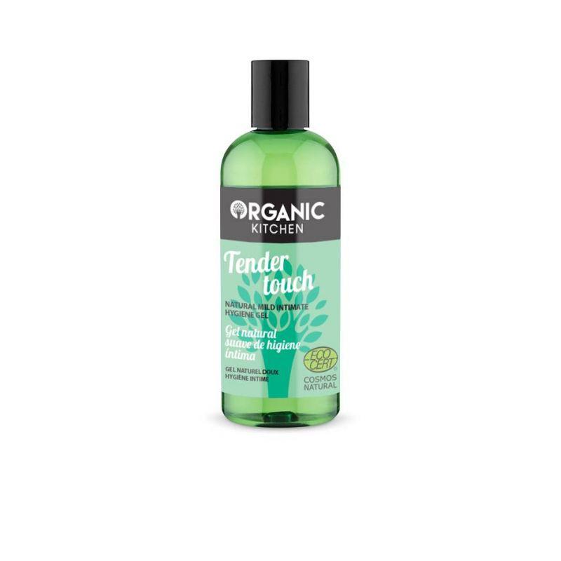 Organic Kitchen Tender touch, Φυσικό ήπιο τζελ προσωπικής υγιεινής, 260ml - Natura Siberica