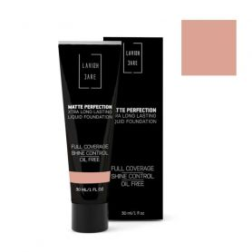 Lavish Care XTRA Long Lasting Liquid Foundation -Matte Perfection - No5 30ml - Lavish Care