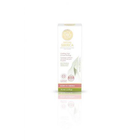 COSMOS Cooling Foot Peeling Cream -PharmacyStories  - Natura Siberica -Organic Shop- Cosmos