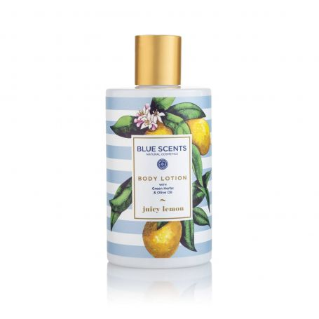 Γαλάκτωμα Σώματος Juicy Lemon 300ml -PharmacyStoriesgr -Blue Scents