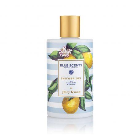 Blue Scents- Αφρόλουτρο Juicy Lemon 300ml -Pharmacystories