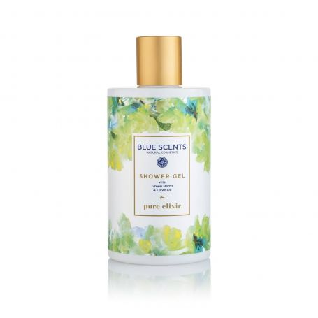Blue Scents - Αφρόλουτρο Pure Elixir 300ml- Pharmacystories