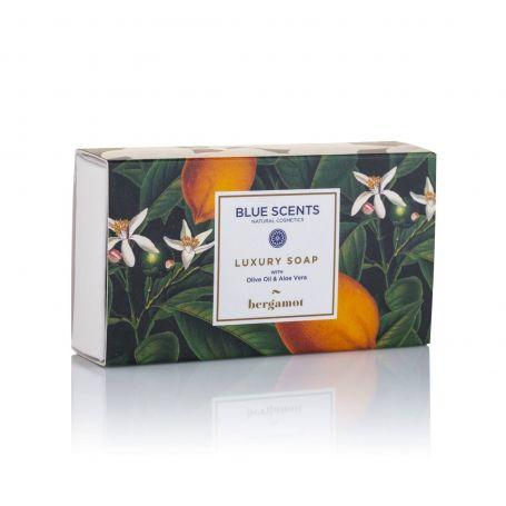 Blue Scents -Σαπούνι Bergamot 150gr -Pharmacystories