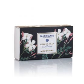 Blue Scents -Σαπούνι Night Jasmine 150gr - Blue Scents