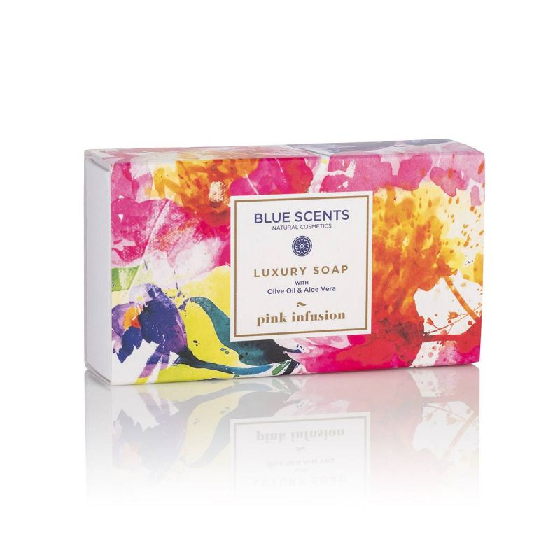 Blue Scents - Σαπούνι Pink Infusion 150gr - Blue Scents