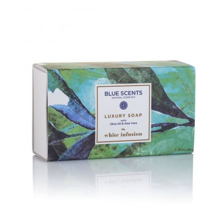 Blue Scents - Σαπούνι White Infusion 150g - Blue Scents