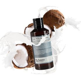 Fresh Milky Bath Shower-Lovely -With Pouch The Pionears 200ml - The Pionears