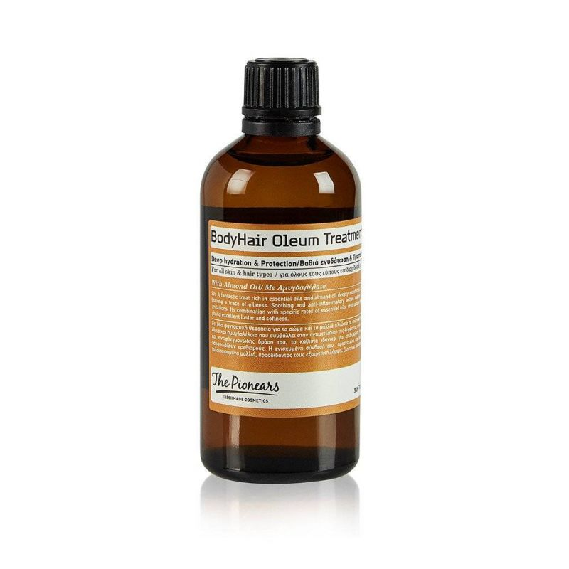 Bodyhair Oleum - The Pionears 100ml - The Pionears