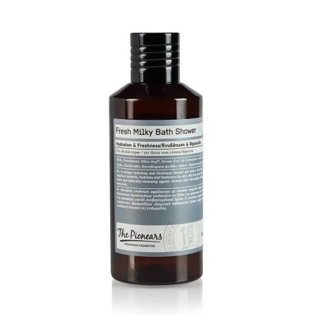Fresh Milky Bath Shower-Lovely -With Pouch The Pionears 200ml - PharmacyStories