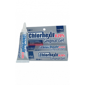 Intermed Chlorhexil Gingival Gel 0,20% 30ml - Intermed