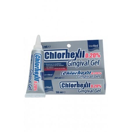 Intermed Chlorhexil Gingival Gel 0,20% 30ml - Intermed