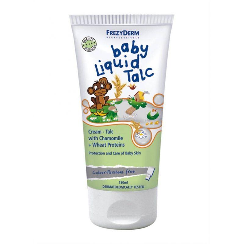 Baby Liquid Talc -Frezyderm 150ml - Frezyderm