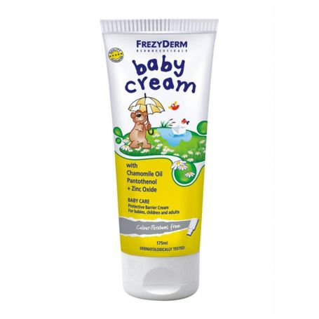 Baby Cream - Frezyderm 175ml -PharmacyStories
