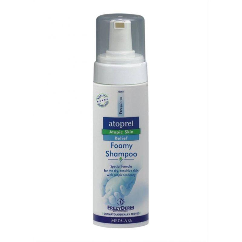 Atoprel Foamy Shampoo - Frezyderm 150ml - Frezyderm