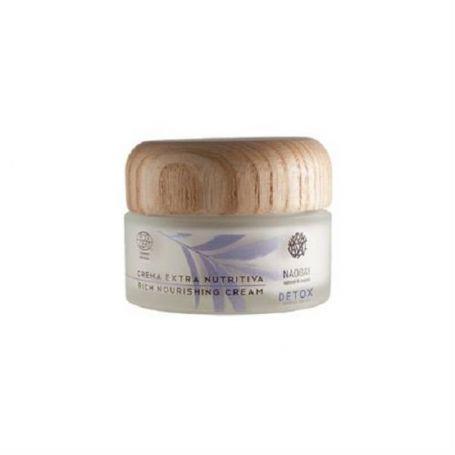 Naobay DETOX Κρέμα Νυκτός Θρέψης & Ενυδάτωσης - 50 ml - Naobay Natural & Greece