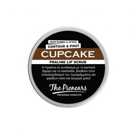 Lip Scrub Cupcake - The Pionears 30ml - The Pionears