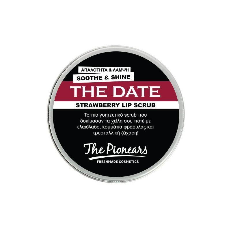 Lip Scrub The Date - The Pionears 30ml - The Pionears