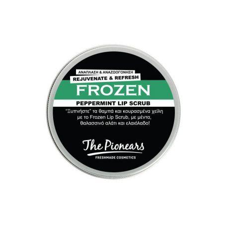 Lip Scrub Frozen- The Pionears 30ml - The Pionears