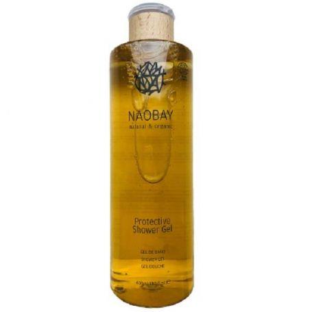 Naobay Προστατευτικό Σαμπουάν & Αφρόλουτρο - 400ml - Naobay Natural & Greece