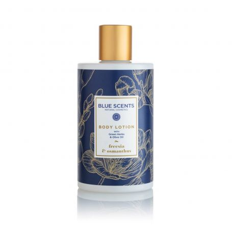 Blue Scents Γαλάκτωμα Σώματος Freesia & Osmanthus 300ml - Blue Scents