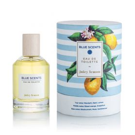 Blue Scents Eau De Toilette Juicy Lemon – 100ml - Blue Scents