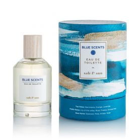 Blue Scents Eau De Toilette Salt & Sun – 100ML - Blue Scents