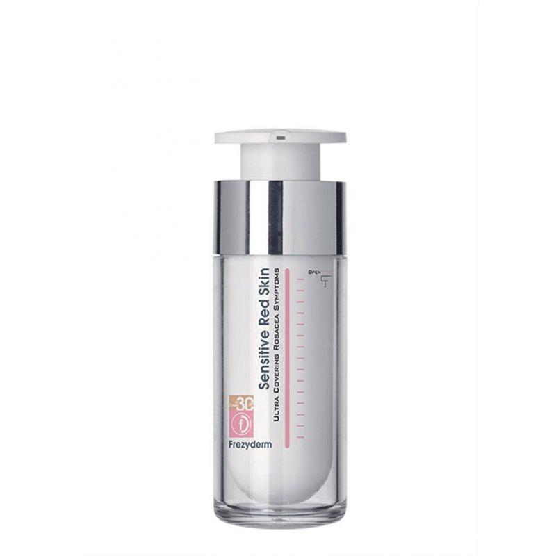 Sensitive Red Skin Tinted SPF 30 Cream Frezyderm 30ml - Frezyderm