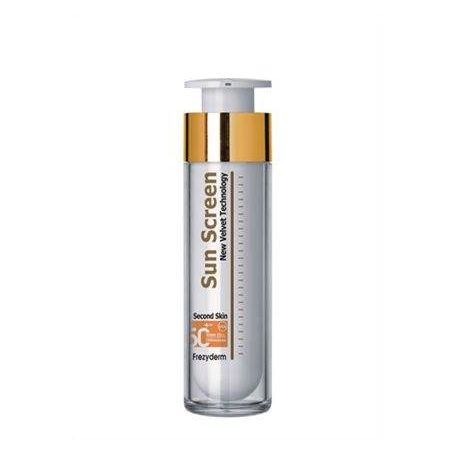 Sun Screen Velvet Face SPF 50+ Frezyderm 50ml