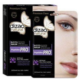 Dizao Natural Boto Mask Peptides PRO 1τεμ