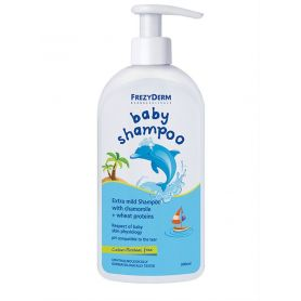 Baby Shampoo Frezyderm 300ml -Pharmacystories