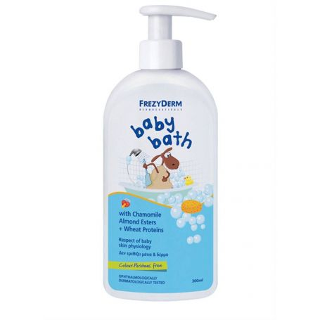 Baby Bath Frezyderm 300ml - Frezyderm