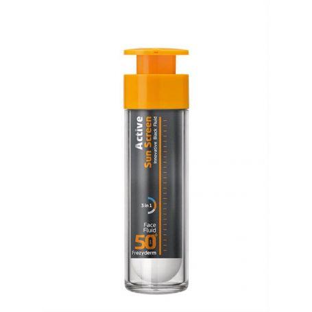 Active Sun Screen Face Fluid SPF 50+ Frezyderm -Pharmacystories