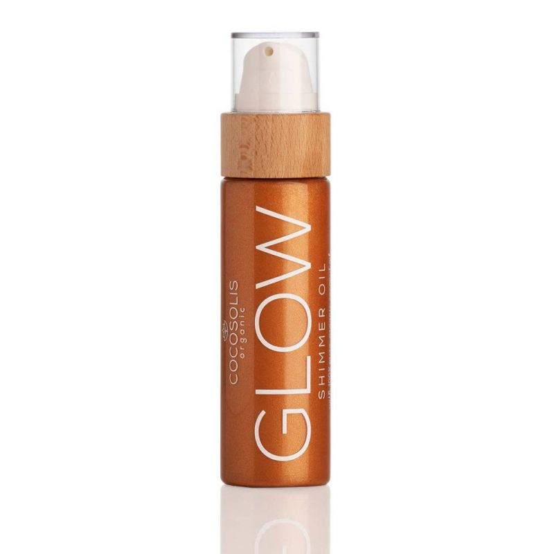 Cocosolis GLOW Shimmer Oil 110ml -Pharmacystories