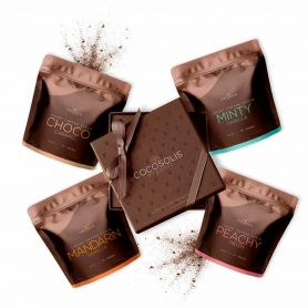 Cocosolis LUXURY Coffee Scrub Box 280g - Cocosolis