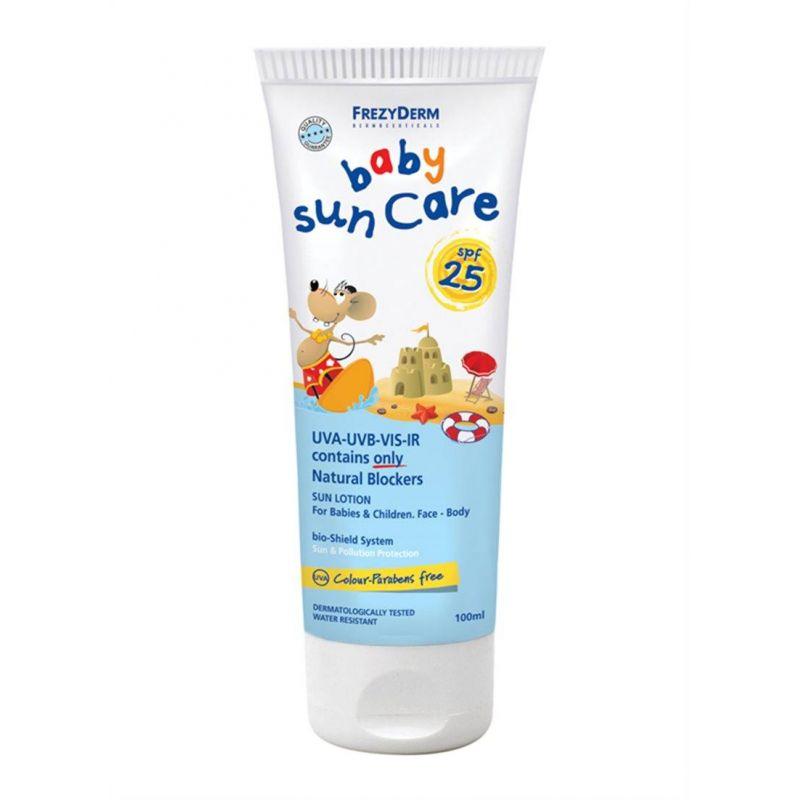 Baby Sun Care SPF 25 Frezyderm 100ml - Frezyderm