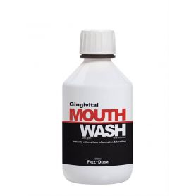 Gingivital Mouthwash Frezyderm 250ml - Frezyderm