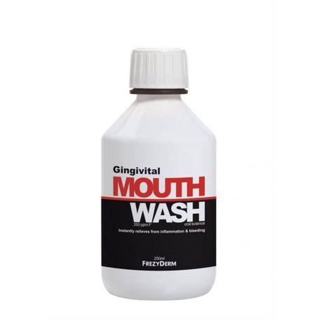 Gingivital Mouthwash Frezyderm 250ml-Pharmacystories