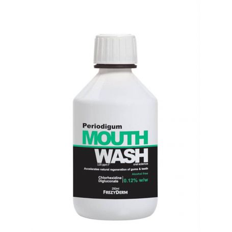 Periodigum Mouthwash Frezyderm 250ml-Pharmacystories