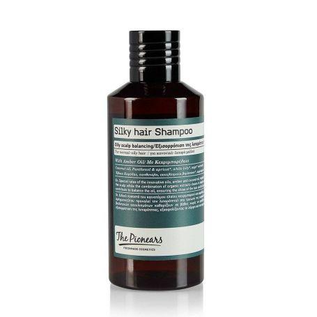 Silky Hair Shampoo - The Pionears 200ml - The Pionears