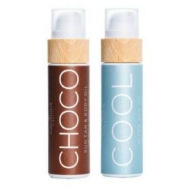 Cocosolis Summer Set Μe Choco Sun Tan Body Oil 110ml + Cool After Sun Oil 110ml - Cocosolis