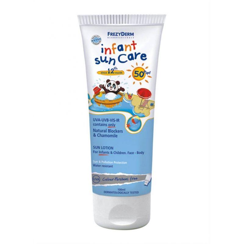 Infant Sun Care SPF 50+ Frezyderm 100ml - Pharmacystories