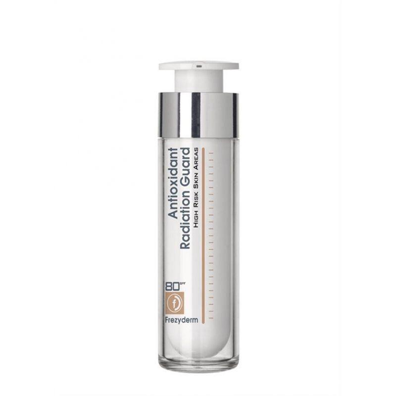 Antioxidant Radiation Guard Cream SPF 80 Frezyderm 50ml - Frezyderm