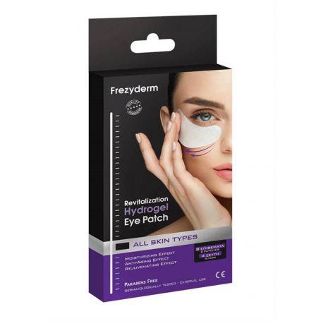 Frezyderm Revitalization Hydrogel Eye Patch 8τμχ - Frezyderm