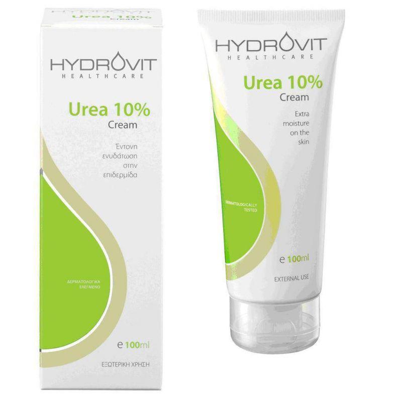 Target Pharma Hydrovit Urea 10% Cream 100ml -