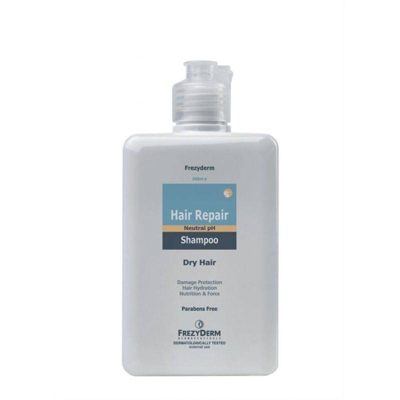 Hair Repair Shampoo 200ml Frezyderm - Frezyderm