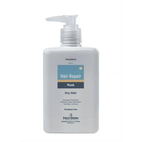 Hair Repair Mask 200ml Frezyderm - Frezyderm