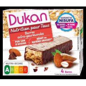Dukan Γκοφρέτες βρώμης με σοκολάτα, 120 g -Pharmacystories