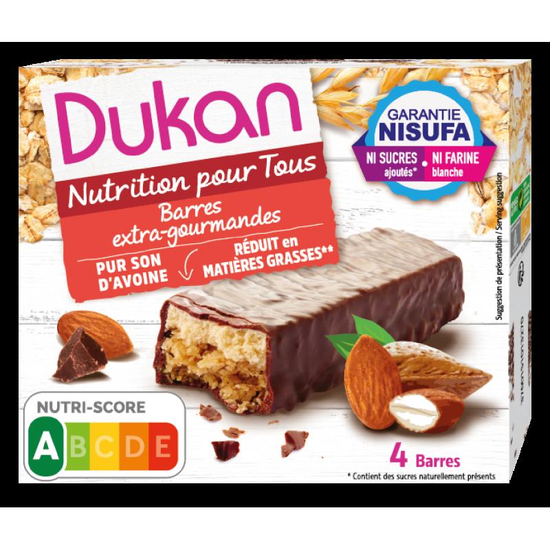 Dukan Γκοφρέτες βρώμης με σοκολάτα, 120 g - Dukan